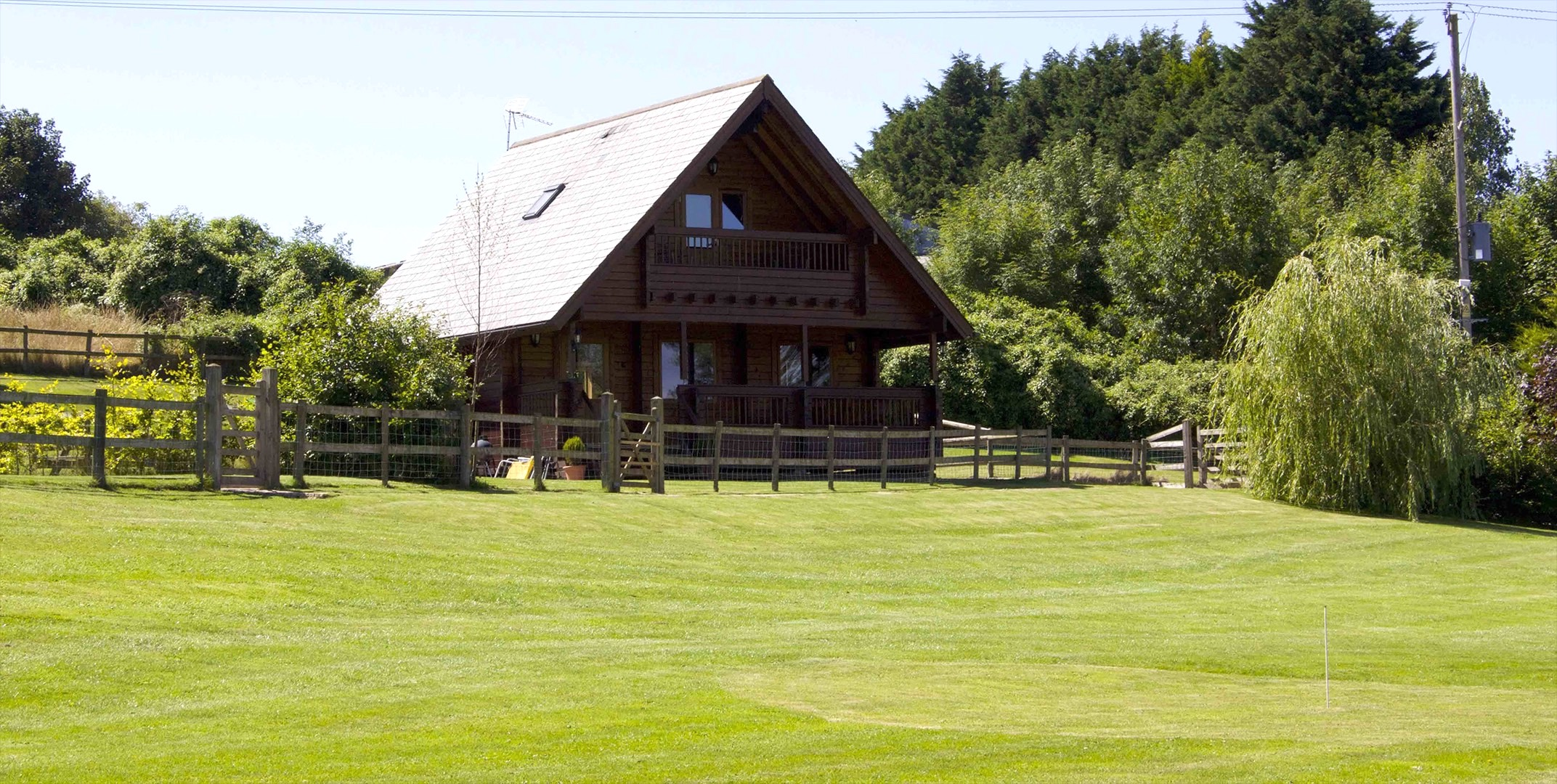 Willow Lodge Self Catering In Dorset